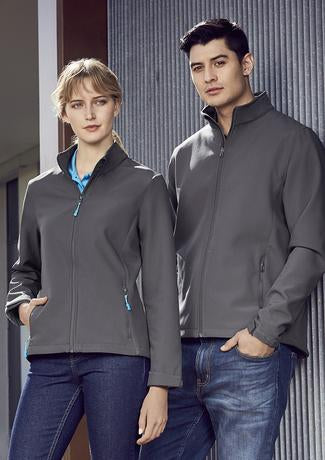 J740L Ladies' Apex Lightweight Softshell Jacket