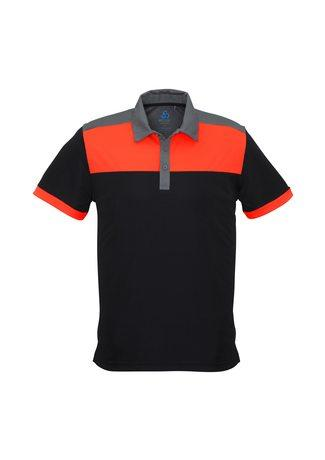 P500MS BizCollection Charger Mens Polo