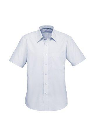 S120MS BizCollection Signature Men's Short Sleeve Shirt