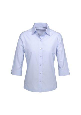 S29521 BizCollection Ambassador Ladies ¾ Sleeve Shirt