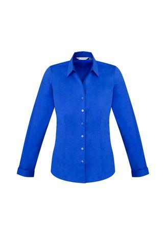 S770LL BizCollection Monaco Ladies Long Sleeve Shirt