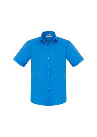 S770MS BizCollection Monaco Men's Short Sleeve Shirt