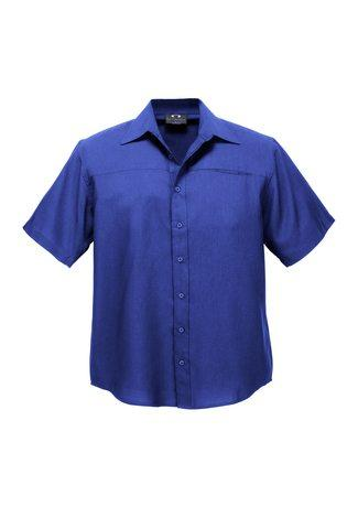 SH3603 BizCollection Oasis Men's Short Sleeve Shirt