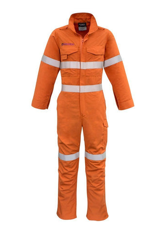 ZC517 Hooped Taped Fire Resistant Overalls