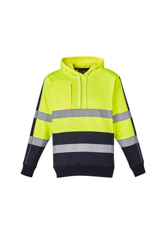 ZT483 Syzmik Unisex Hi Vis Stretch Taped Hoodie