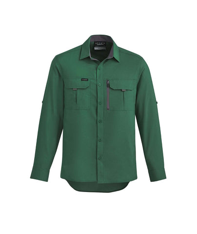 ZW460 Syzmik Mens Super Light Outdoor Long sleeved Shirt