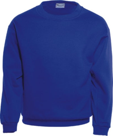 CJ0350 Unisex Adults Crew Neck Fleece