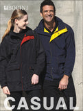 CJ0440 Unisex Adults Casual Wear Jacket