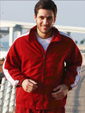 CJ0535 Unisex Adults Track Suit Jacket