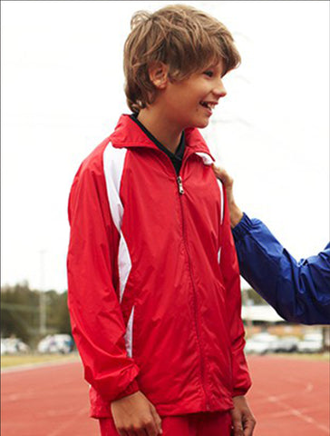 CJ1025 Kids Training Track Jacket