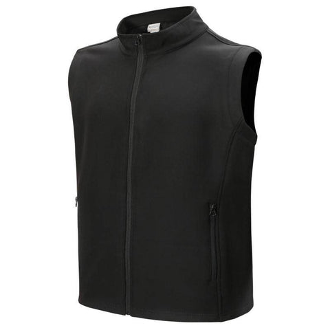 CJ1639 Kids Softshell Vests