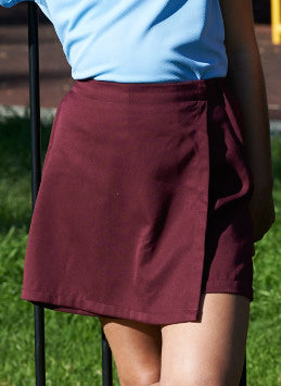 CK1305 Girls School Skort
