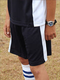 CK628 Kids Soccer Panel Shorts