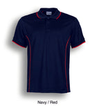 CP0910 Stitch Feature Essentials-Men's Short Sleeve Polo