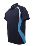 CP1528 Unisex Adults Sports Panel Polo