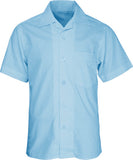 CS1307 Boys Short Sleeve School Shirt