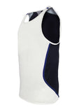 CT1511 Unisex Adults Sublimated Sports Singlet