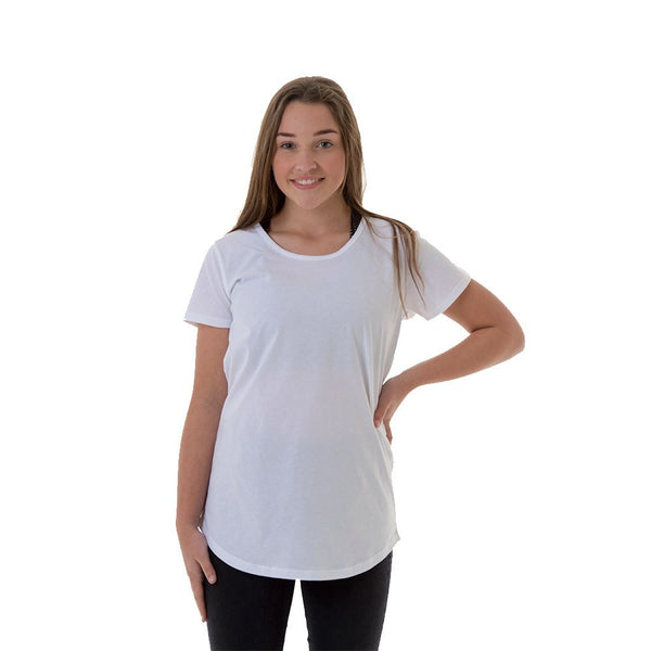CB Ladies Curve T-Shirt