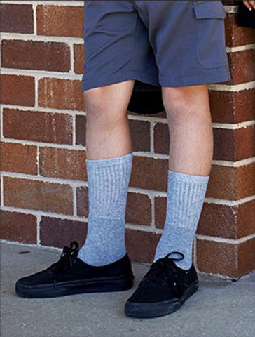 SC1406 Kids School Socks