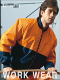 SJ0320 Unisex Adults Hi-Vis Flying Jacket (Lined)