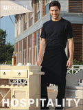 WA0604 Polyester Drill Half Apron - With Pocket