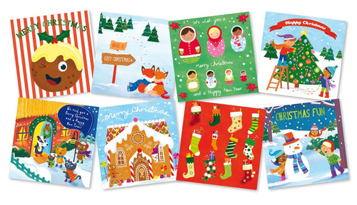 Kids' Christmas cards
