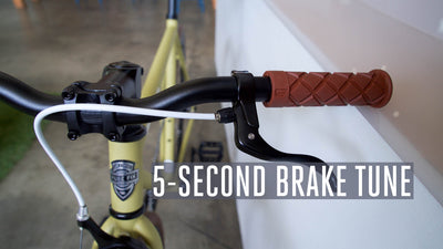 5-Second Brake Tune