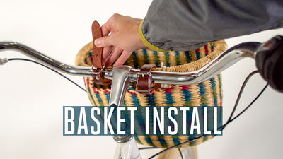 How to Install a Bike Basket