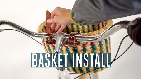 How to Install an H.O.T. / Nantucket Basket