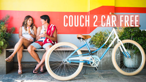 Couch 2 Car Free