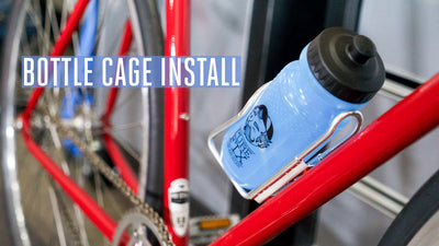How to Install a Water Bottle Cage