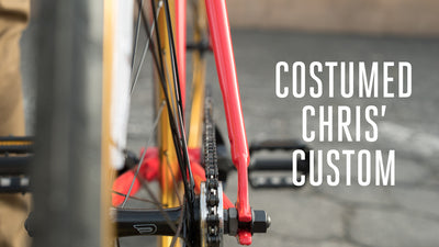 Featured Bikes: Costumed Chris' Custom