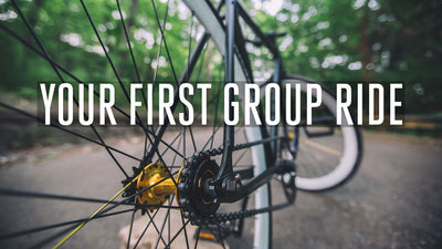 Your First Group Ride