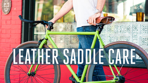 Leather Saddle Care