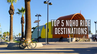 Chris' Top 5 Ride Destinations in NoHo