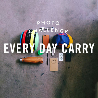 Photo Challenge: Every Day Carry II