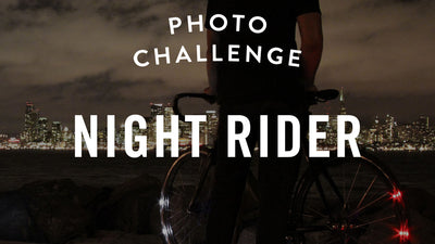 Photo Challenge: Night Rider