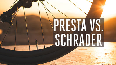 Presta vs Schrader: What's this Valve?