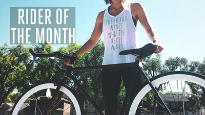 Rider of the Month: August