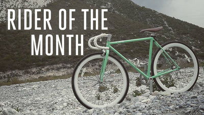 Rider of the Month: December