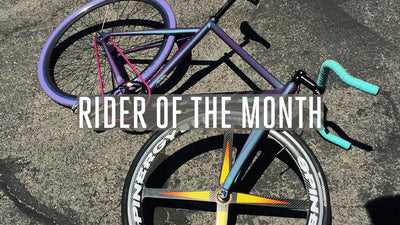 Rider of the Month: July