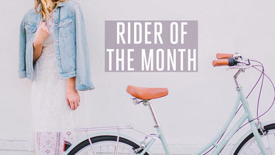 Rider of the Month: April Vote