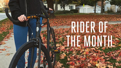 Rider of the Month: October
