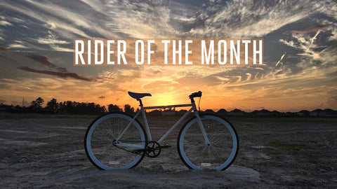 Rider of the Month: Time to Vote!