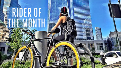 Rider of the Month: May