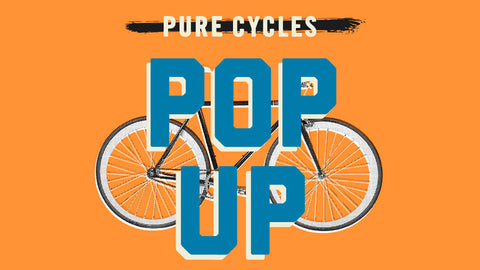 Pure Cycles Pop-Up