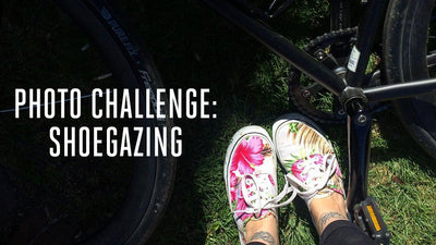 Photo Challenge: Shoegazing