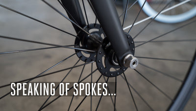 Speaking of Spokes - Spoke Patterns