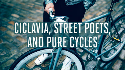 CicLAvia, Street Poets, and Pure Cycles