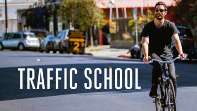 Traffic School: How to Make a Left Turn on a Bike